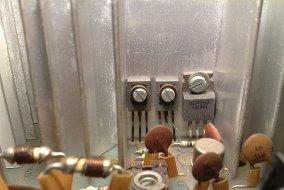 Unitra Diora WS -301S Trawiata - wnętrze